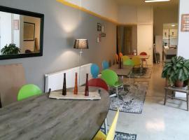 City Apartments logementen