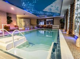 Airport View Hotel and Secret Spa, Lusk