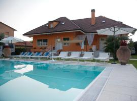 Villa Orange, Pescantina