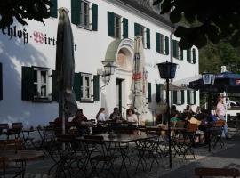 羅坎達德爾城堡酒店, Eching