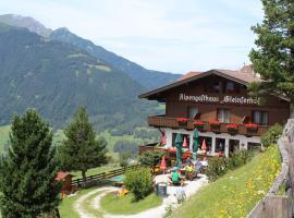 Alpengasthaus Gleinserhof, Mieders