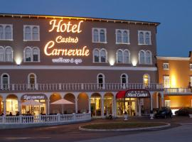Casino Hotel Carnevale Wellness & Spa, Zgornje Škofije