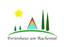 Ferienhaus am Rachental, Rübeland