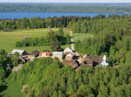 Stay at Lithuanian Folk Museum, Rumšiškės