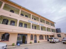 Fairfield Resort, Nakuru