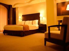 Zamorano Real Hotel, Loja