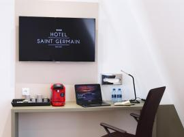 Hôtel Le Saint Germain, Aulnay-sous-Bois