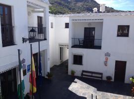 Hotel Villa de Bubion, Bubión