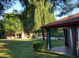 Cabanas Refugio del Sol, Villa del Dique
