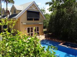 Jacaranda Lodge, Springwood