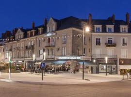 Le Pavillon, Blois