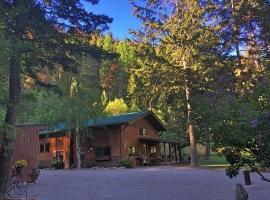 Butler Creek Lodge, Wye
