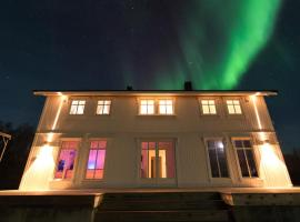 Aurora Borealis Observatory, Svanelvdalen