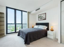 Top Ryde fully self contained 2 bed apartment (603DEV), Sydney