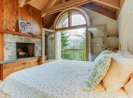 Easton Escape, Kachess Resort