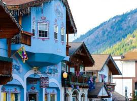 Buddington Haus, Leavenworth