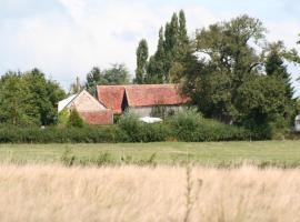 Cricri / rust.stilte.platteland, Le Douat