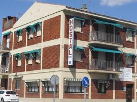 Hostal Rodes, Mequinenza