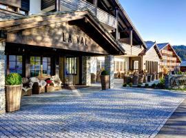 Hotel La Val Bergspa Brigels