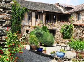 Chambres d'Hôtes Le Puits d'Amour, Mirandol-Bourgnounac