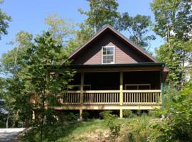Wolf Creek Lake Cabin - Oakview, Wolf Mountain