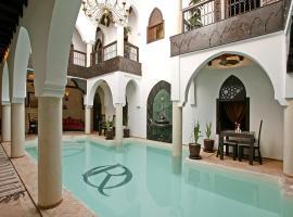 Riad Opale, Marrakesh