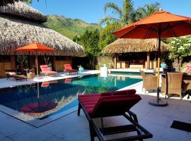 Villa Lagon by Tahiti Homes, Maharepa