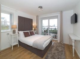 Quiet Riverside Apartment