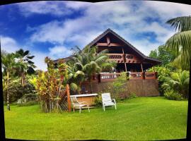 Maui Chalet, Huelo