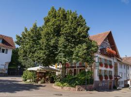 Landgasthaus zur Linde, Bühl