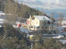 El mirador de Guejar sierra, Güéjar-Sierra