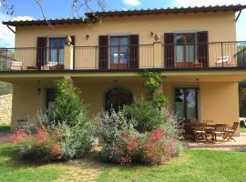 Guest Farmhouse Borgo Santa Lucia, Castiglion Fiorentino