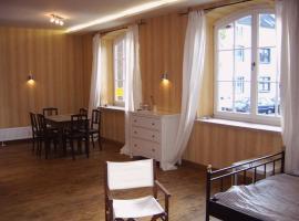 Wohnung Nikolaiblick, 비스마르