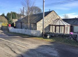 Glebe Cottage, Kirkton of Glenisla