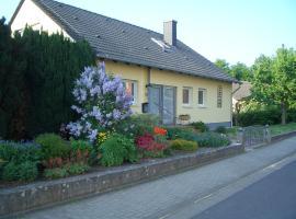 Ferienhaus am See, Kastellaun