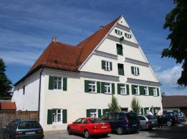 Gasthof Adler, Zusmarshausen