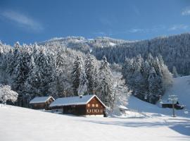 Hütte am Hirschberg, Bizau