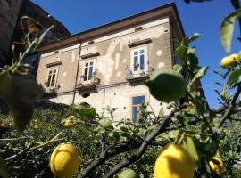 La Casa sul Blu Albergo Diffuso, Pisciotta