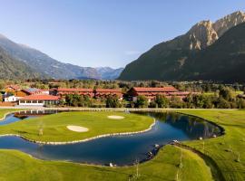 Dolomitengolf Hotel & Spa, Lavant