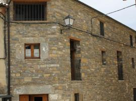 Casa Rural Portaña, Araguás del Solano