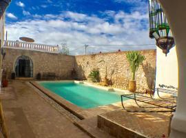 Villa Saada, Sidi Kaouki