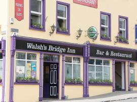 Walsh's Bridge Inn, Newport