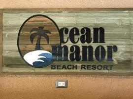 Ocean Manor Beach Resort All Inclusive, Cabarete