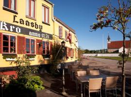 Hotel Laasby Kro, Låsby