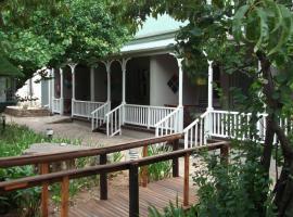 HouseMartin Guest Lodge, De Rust