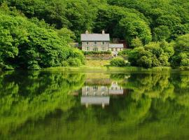 The Old Rectory on the lake, Tal-y-llyn