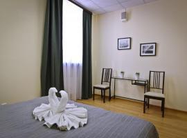 Retro hotel na Kazanskom vokzale