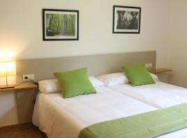 Apartamentos Cancelas by Alda Hotels, 聖地亞哥-德孔波斯特拉