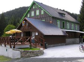 Chata Sport Ski, Kořenov