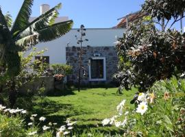 Villa Canaria, Santa Maria de Guia